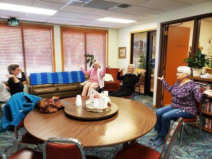 Chinook Senior Center - The Blaine County Journal News-Opinion